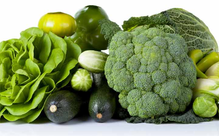 سرطان القولون : محاربة الورم بالغذاء الصحي