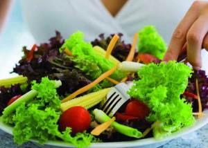 الخضراوات تبعد عنك مخاطر الدهون