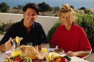 بيان بالسعرات الحرارية في الأطعمة المختلفة