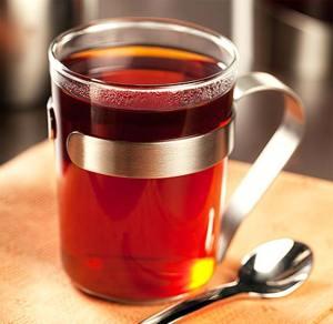 الشاي دواء القلب