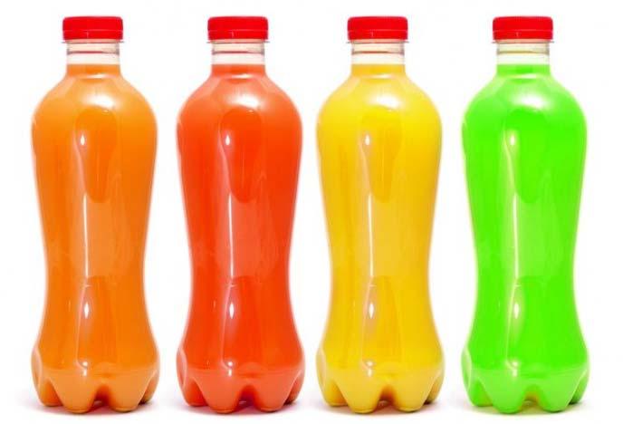 حقيقة المشروبات الموضوعية في القناني والعلب