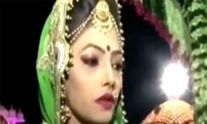 تاجر ألماس هندي يتكفل بإقامة حفل زفاف ضخم لـ 236 يتيمة