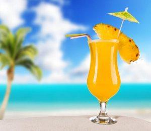 عصير الأناناس يسبب السمنة