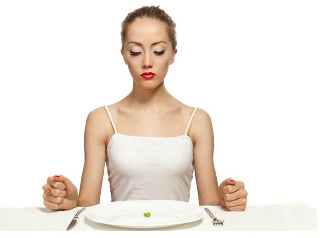 القَهَم أو قلة الشهوة للطعام  Anorexia Nervosa
