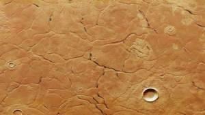 العثور على متاهة غريبة في المريخ