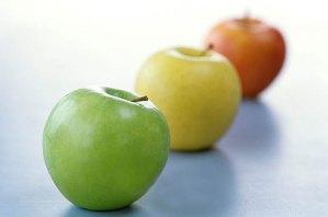 ميزة رئيسة للتفاح المعدل جينيا