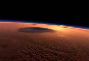 بعض البكتيريا الأرضية قد يعيش على المريخ