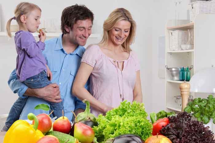 نصائح عامة حول الأكل السليم