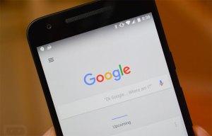 تطبيق غوغل للهواتف أصبح قادرا على تخزين معلومات البحث