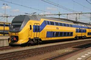 طاقة الرياح تشغّل القطارات الكهربائية