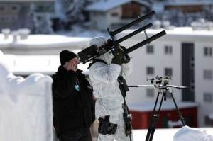 سويسرا تواجه الطائرات بدون طيار