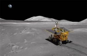 مسبار صيني نحو القمر في أواخر 2017