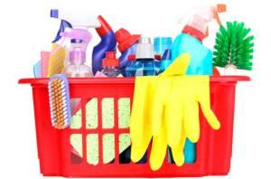 ما تأثير مواد التنظيف على صحة الإنسان؟
