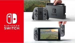 Ninetendo switch