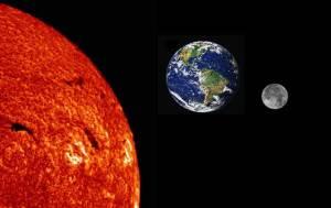 علماء يحددون موعد اصطدام القمر بالأرض