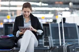نصائح مفيدة عند السفر في الطائرة