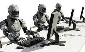 الروبوتات وتويتر