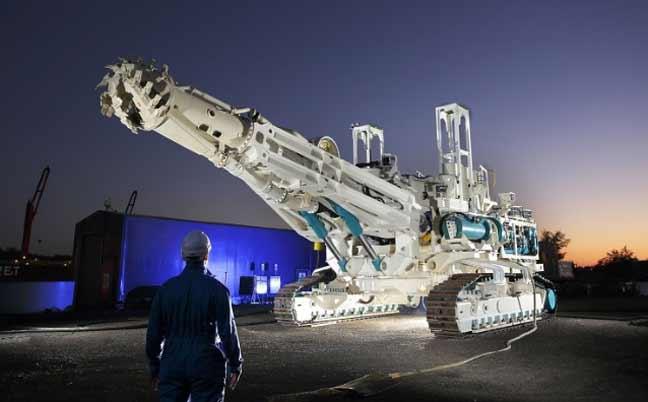 روبوتات عملاقة للبحث عن الذهب في أعماق المحيطات