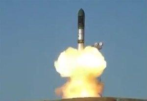 الصاروخ سارمات