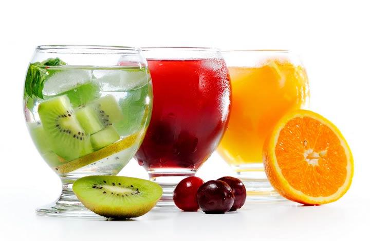 مشروبات تحرق الدهون في رمضان