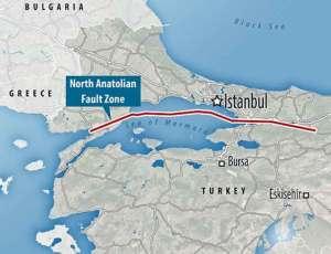 زلزال مدمر قد يضرب اسطنبول في أي لحظة