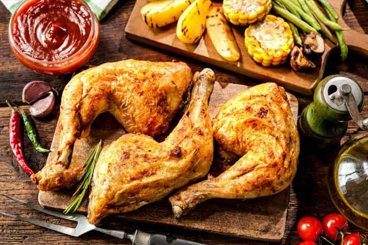 نصائح لطهي الدجاج في وقت قياسي