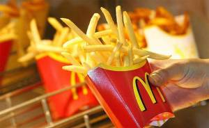 بطاطس ماكدونالدز اللذيذة