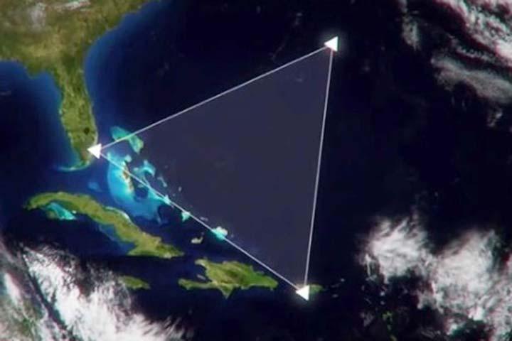 ظهور مفاجئ لجزيرة غامضة في مثلث برمودا