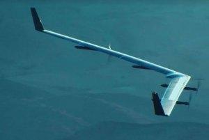 طائرة بلا طيار لنشر الإنترنت
