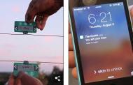 هاتف بدون بطارية يحصل على الطاقة من الهواء