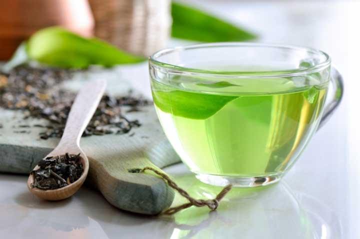 الشاي الأخضر يحارب السمنة ويحافظ على الذاكرة