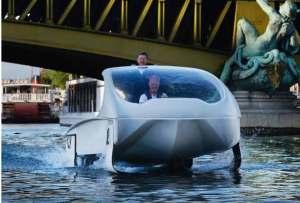 التاكسي المائي