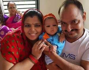 ولادة طفل بسبع أسنان في الهند