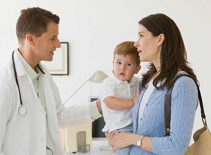أسباب طفح جلدي عند الأطفال بعد الحرارة