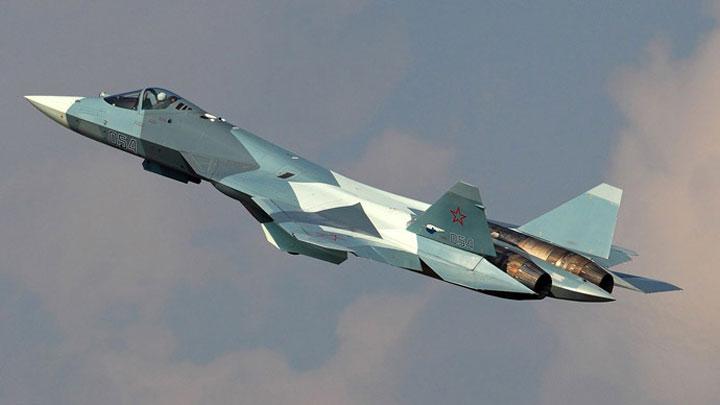 الشبح الروسية تنجح باختبار محركها الجديد