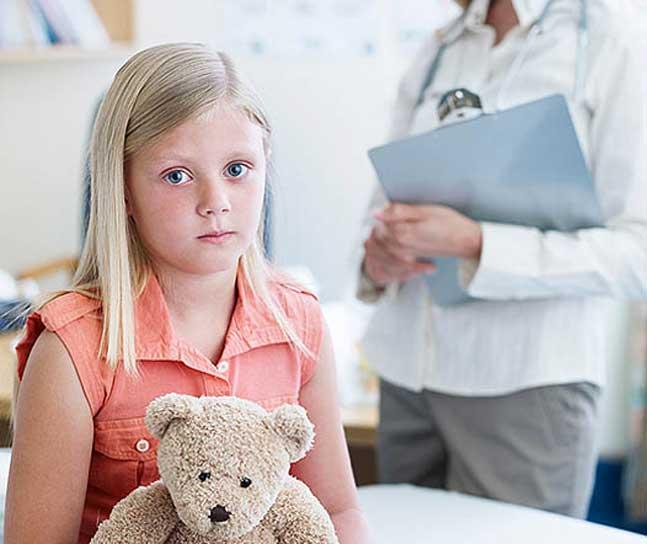 الأمراض الجلدية عند الأطفال: أسبابها وكيفية التعامل معها