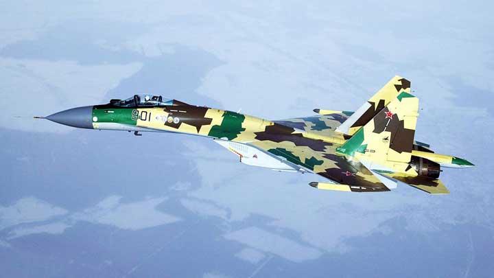 """ميزة رئيسية لمقاتلة """"سو-35"""" الروسية تذهل الخبراء"""