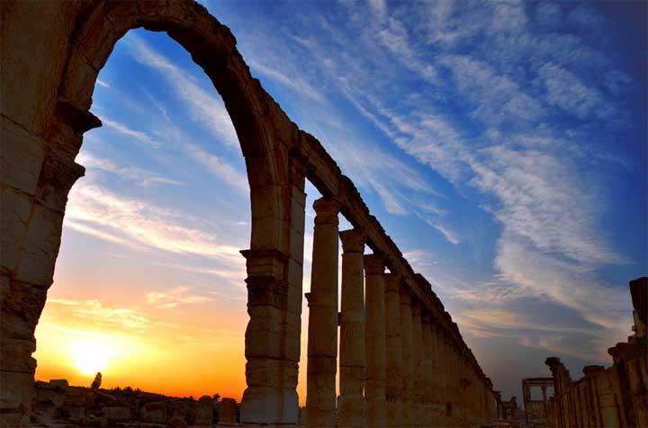 منظم سفريات فرنسي يعرض رحلات سياحية إلى سوريا