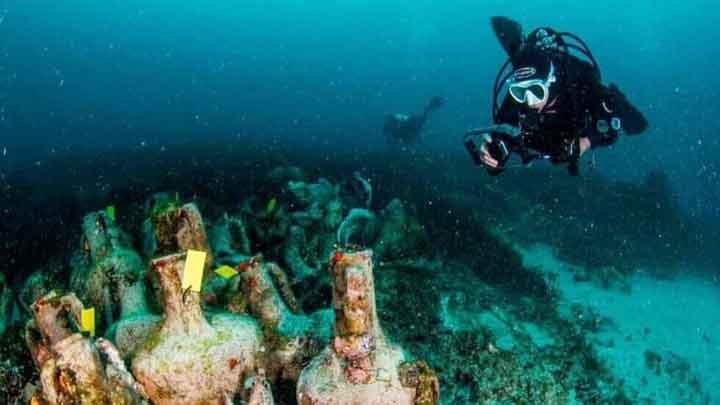 اكتشاف أثري في مياه آسفي قد يعود لمدينة أسطورية في المغرب
