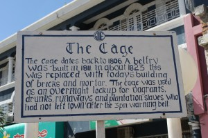 "The short history behind ""The Cage""."