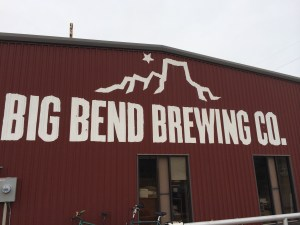 Big Bend Brewing Company. Since 2012. Damn good beer.