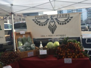 Phoenix Farms. I bought some gorgeous Brussels Sprouts here.