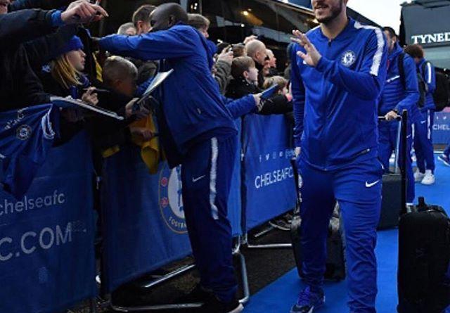 Eden Hazard Setuju Teken Kontrak Lima Tahun Di Santiago Bernabeu