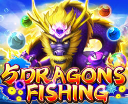 5 dragon fishing