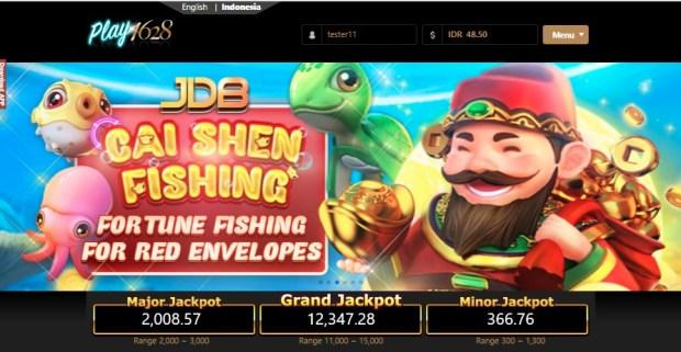 Cheat Judi Slot Play1628 Dengan Mudah