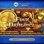 Game Slot Four Dragons Dari Joker123