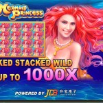 Judi Slot Gaming Mermaid Princess Gampang Menang