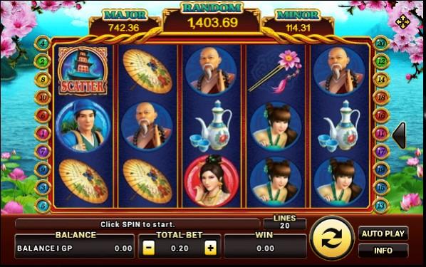 Situs Judi Slot Online Android Game White Snake Terpercaya