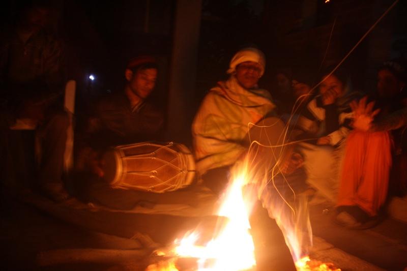 Teachers from Western Uttar Pradesh congregated for an Art Camp (4/5)