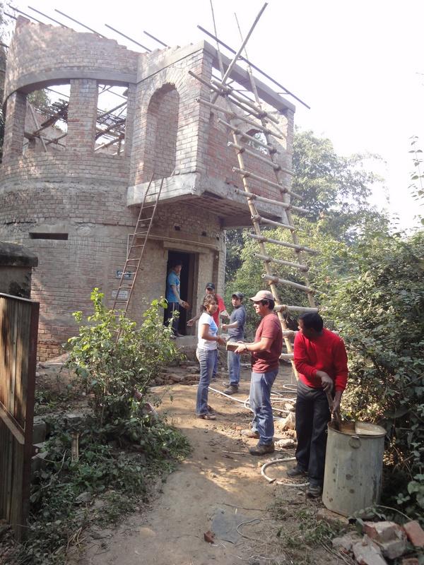Central American Students trail blaze in Bihar! (5/6)
